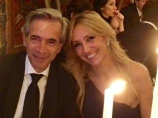 Con Imanol Arias en los Prix Marie Claire