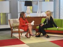 Con Mónica Molina en Ahora Marta