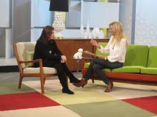 Con Luisa Martín en Ahora Marta