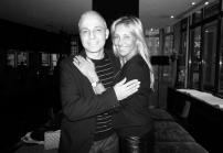 Con Pablo Berger, director de la premiada 'Blancanieves'