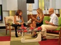 Con Candelas Sastre y Carlos Gª-Calvo