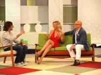 Con Antonio Carmona y Carlos Gª-Calvo