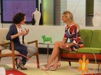 Con Elsa Punset en 'Ahora Marta'