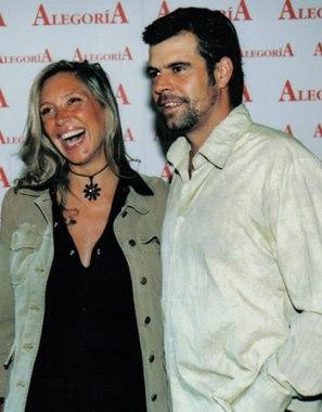 Con Andoni Ferreño