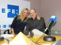Con Fernando Marías
