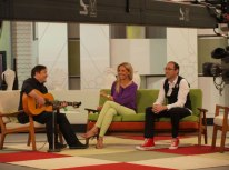 Paco Ortega en 'Ahora Marta'