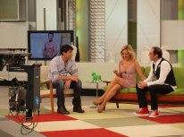 Con Juan Rallo y Mario Caballero en 'Ahora Marta'
