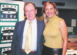 Con Rodrigo Rato